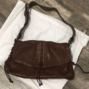 Kooba leather handbag